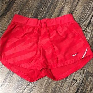 Nike Dri-Fit Shorts Pink